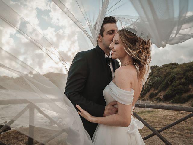 Il matrimonio di Alessio e Andreia a Santa Marinella, Roma 22