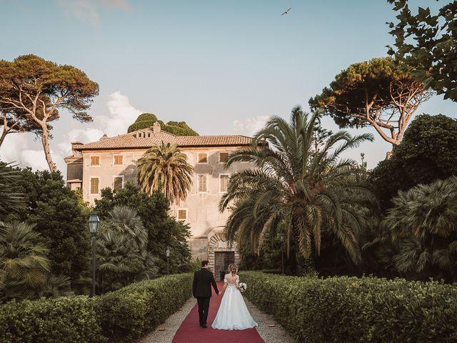 Il matrimonio di Alessio e Andreia a Santa Marinella, Roma 27