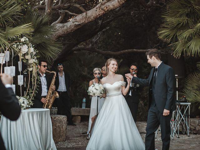 Il matrimonio di Alessio e Andreia a Santa Marinella, Roma 32