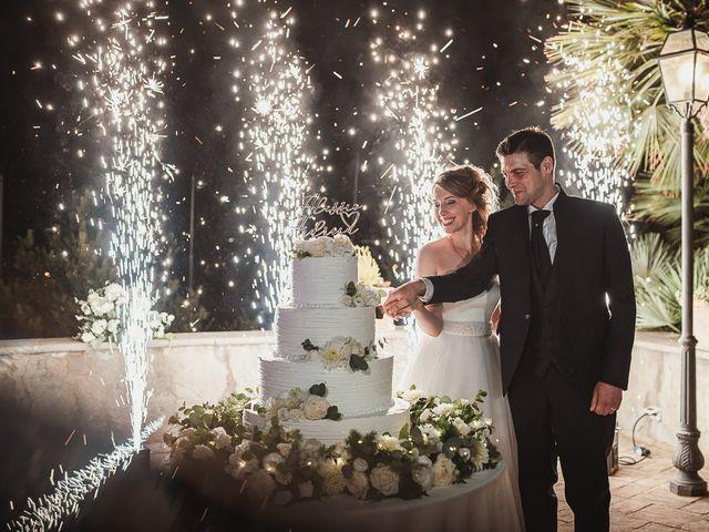Il matrimonio di Alessio e Andreia a Santa Marinella, Roma 37