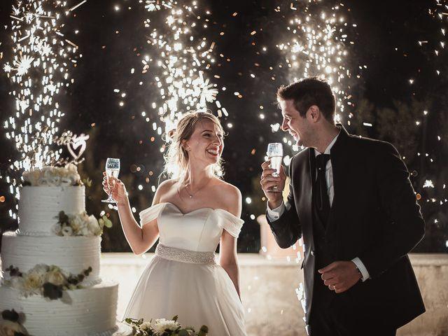 Il matrimonio di Alessio e Andreia a Santa Marinella, Roma 38