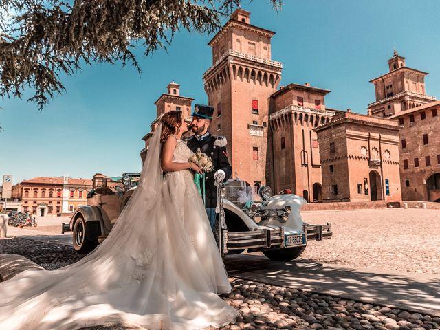 Il matrimonio di Enrico e Georgi a Polesella, Rovigo 2