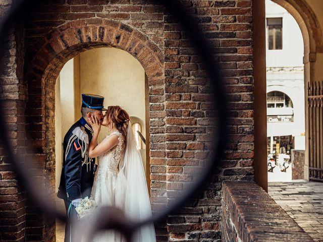 Il matrimonio di Enrico e Georgi a Polesella, Rovigo 5