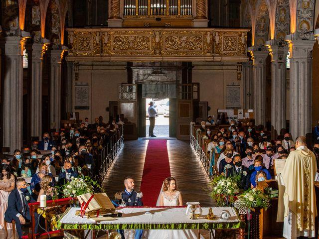 Il matrimonio di Enrico e Georgi a Polesella, Rovigo 11