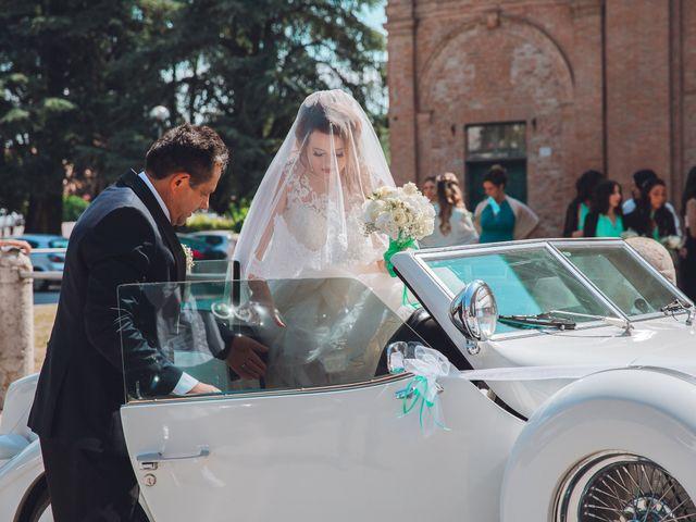 Il matrimonio di Enrico e Georgi a Polesella, Rovigo 20