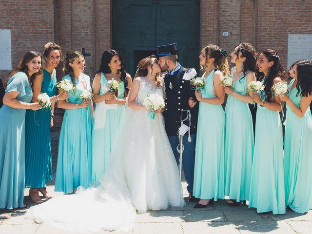 Il matrimonio di Enrico e Georgi a Polesella, Rovigo 22