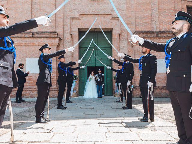 Il matrimonio di Enrico e Georgi a Polesella, Rovigo 23