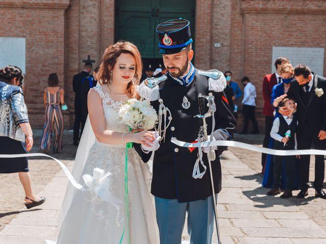 Il matrimonio di Enrico e Georgi a Polesella, Rovigo 24