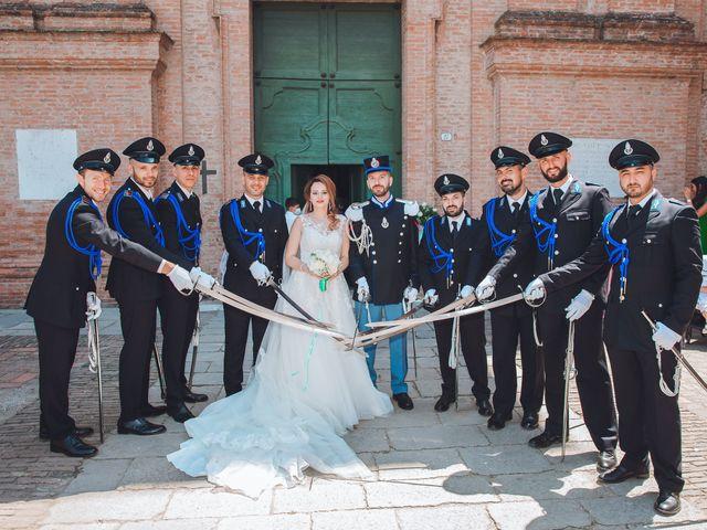 Il matrimonio di Enrico e Georgi a Polesella, Rovigo 27
