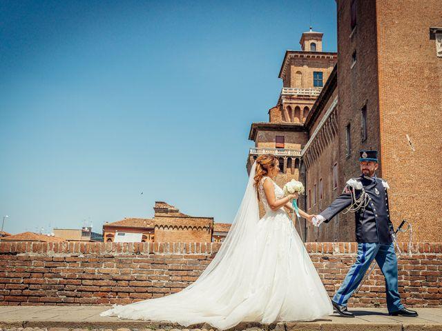 Il matrimonio di Enrico e Georgi a Polesella, Rovigo 28