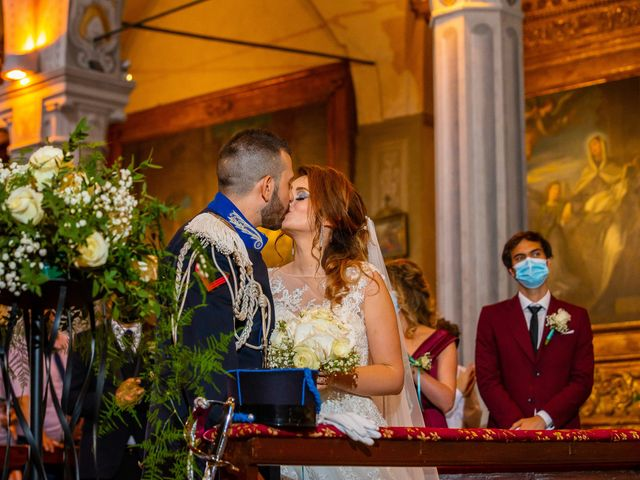 Il matrimonio di Enrico e Georgi a Polesella, Rovigo 32