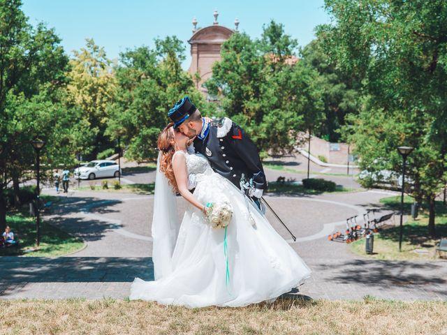 Il matrimonio di Enrico e Georgi a Polesella, Rovigo 35