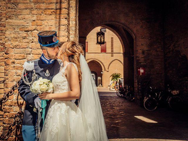 Il matrimonio di Enrico e Georgi a Polesella, Rovigo 42