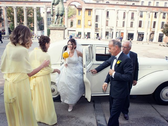 Il matrimonio di Giovanni e Manuela a Milano, Milano 5