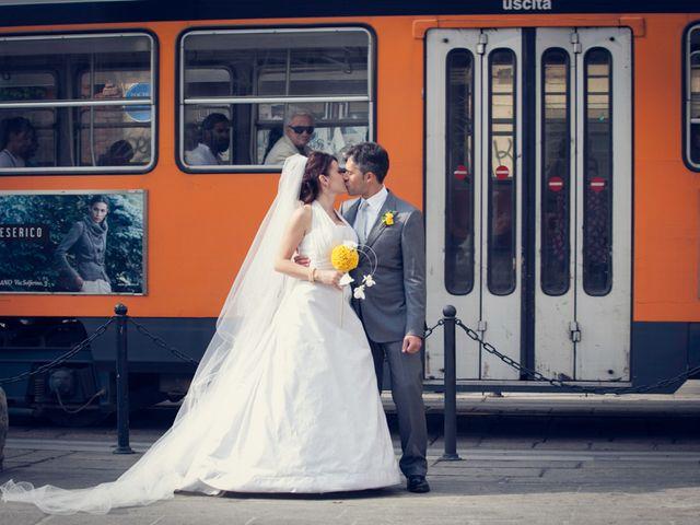 Il matrimonio di Giovanni e Manuela a Milano, Milano 19