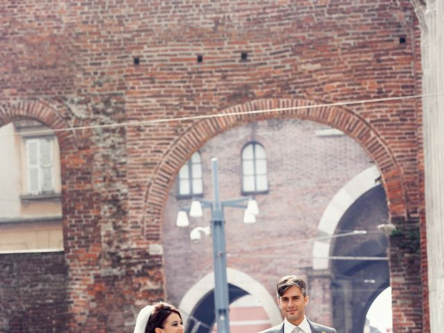 Il matrimonio di Giovanni e Manuela a Milano, Milano 20