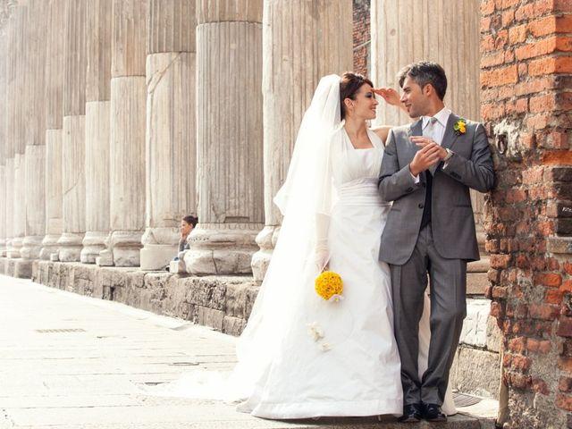 Il matrimonio di Giovanni e Manuela a Milano, Milano 1