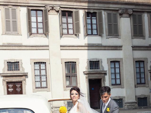 Il matrimonio di Giovanni e Manuela a Milano, Milano 23