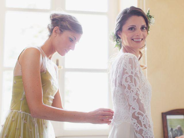 Il matrimonio di Jacques e Caterina a Montemagno, Asti 2