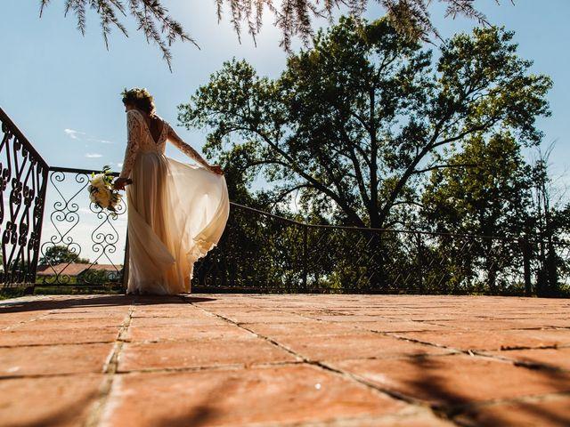 Il matrimonio di Jacques e Caterina a Montemagno, Asti 8