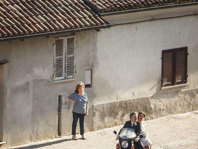 Il matrimonio di Jacques e Caterina a Montemagno, Asti 9