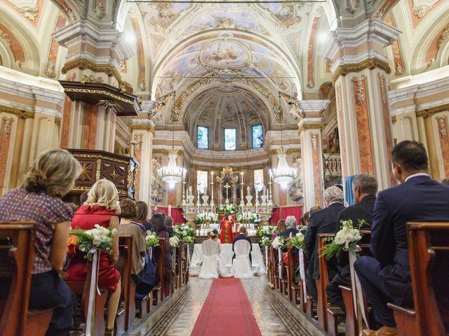 Il matrimonio di Jacques e Caterina a Montemagno, Asti 11