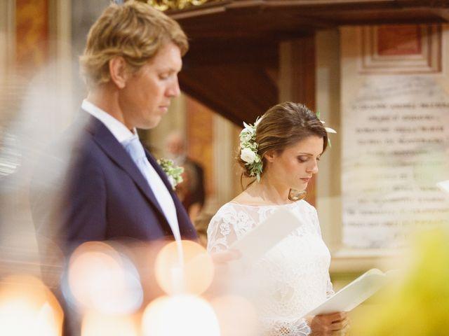 Il matrimonio di Jacques e Caterina a Montemagno, Asti 12