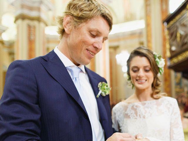 Il matrimonio di Jacques e Caterina a Montemagno, Asti 13
