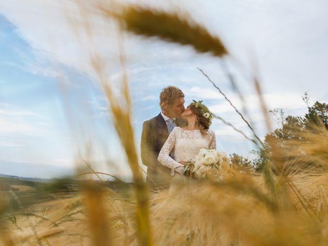 Il matrimonio di Jacques e Caterina a Montemagno, Asti 16