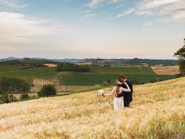 Il matrimonio di Jacques e Caterina a Montemagno, Asti 17