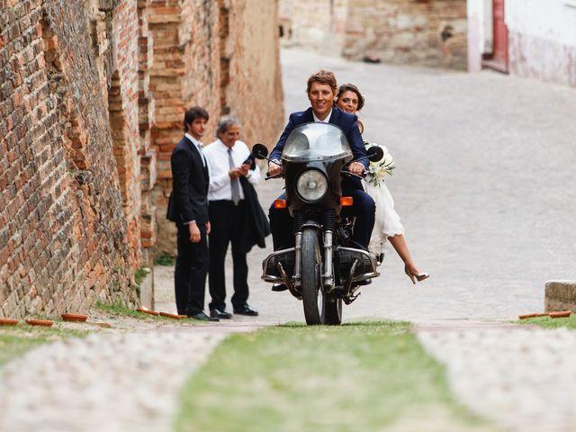 Il matrimonio di Jacques e Caterina a Montemagno, Asti 18