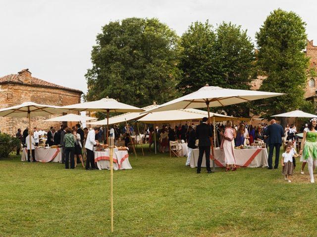 Il matrimonio di Jacques e Caterina a Montemagno, Asti 19