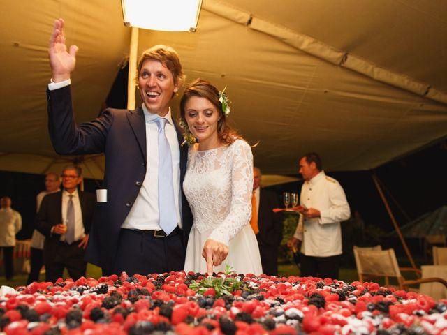 Il matrimonio di Jacques e Caterina a Montemagno, Asti 25