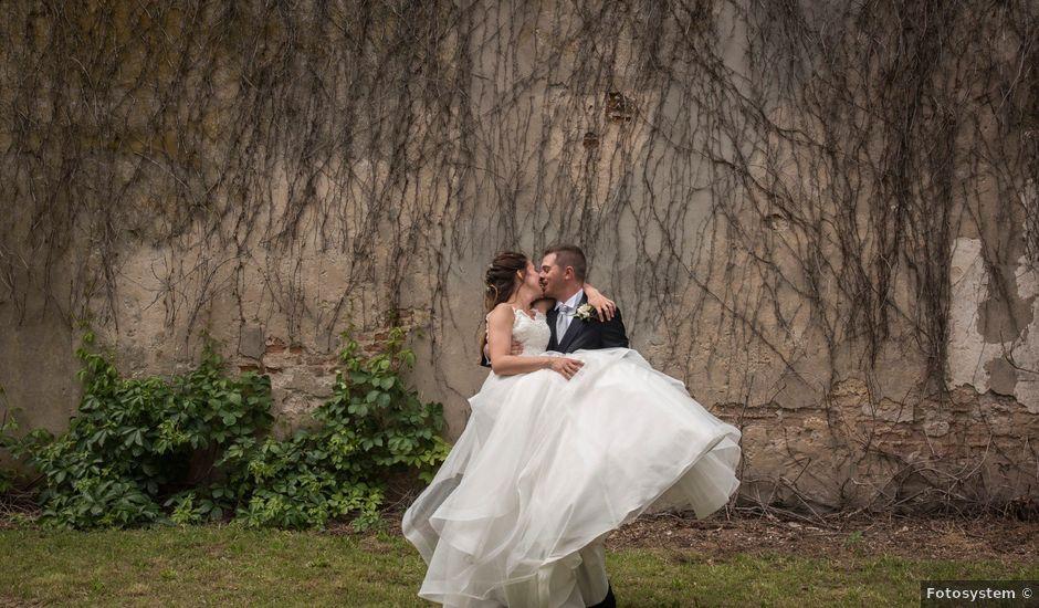 Il matrimonio di Mattia e Annachiara a Isola della Scala, Verona