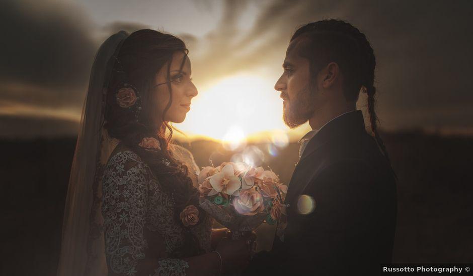 Il matrimonio di Matteo e Sabrina a Roma, Roma