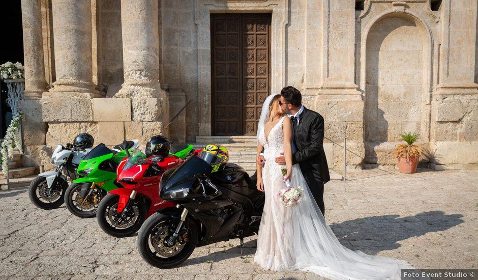 Il matrimonio di Giovanni e Jessica a Caltanissetta, Caltanissetta