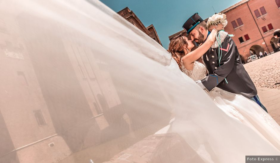 Il matrimonio di Enrico e Georgi a Polesella, Rovigo