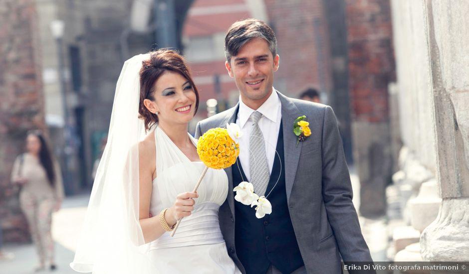 Il matrimonio di Giovanni e Manuela a Milano, Milano