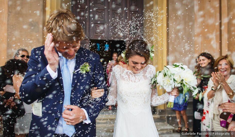 Il matrimonio di Jacques e Caterina a Montemagno, Asti