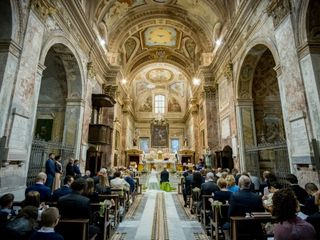 le nozze di Eleonora e Francesco 1