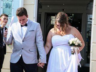 Le nozze di  Anastasyia e  Pavlo