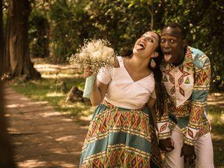 Le nozze di Lucia e Dan
