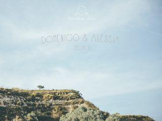 Le nozze di Alessia e Domenico 1