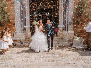Le nozze di Matteo e Cristina