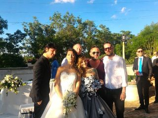 Le nozze di Elisa e Milena 1