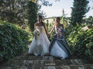 Le nozze di Elisa e Milena