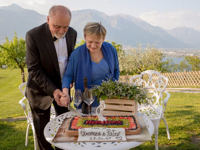 Il matrimonio di Pietro e Vincenza a Pisogne, Brescia 2