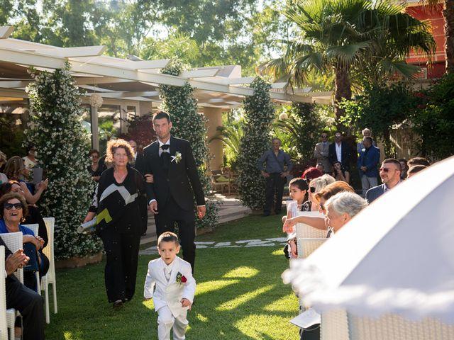 Il matrimonio di Angelo e Serena a Pontinia, Latina 2