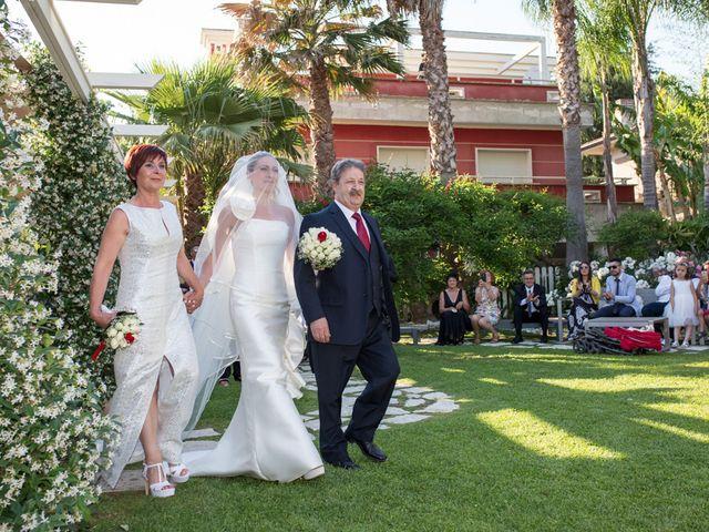 Il matrimonio di Angelo e Serena a Pontinia, Latina 3