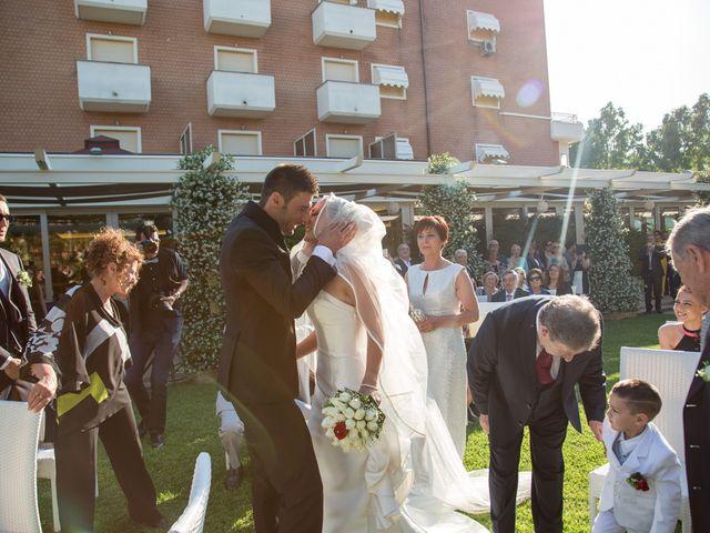 Il matrimonio di Angelo e Serena a Pontinia, Latina 5
